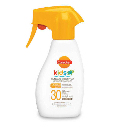Carroten Milk Sray Kids Trigger
