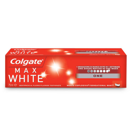 Οδ/μα Colgate Max White One