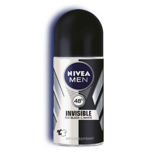 Αποσμ Nivea Men Roll Black & White Power Invisible
