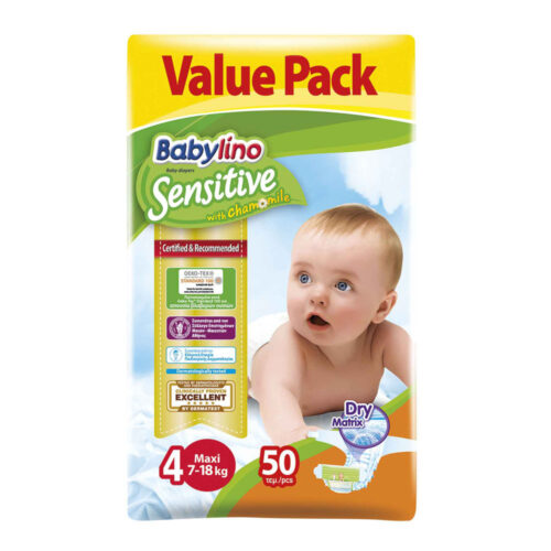 Babylino Sensitive No4 Econ