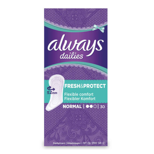 Always Σερβιετάκια Fresh & Protect Normal