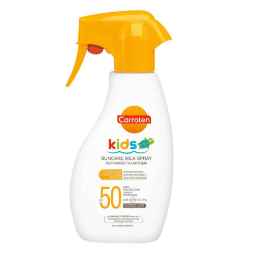 Carroten Milk Spray Kids Trigger