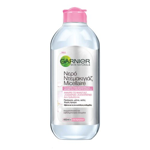 Skin Nature Νερό Ντεμακ Micellaire