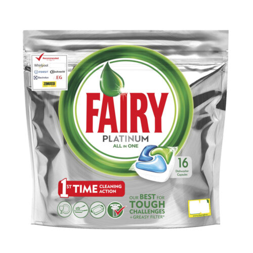Fairy Caps Platinum
