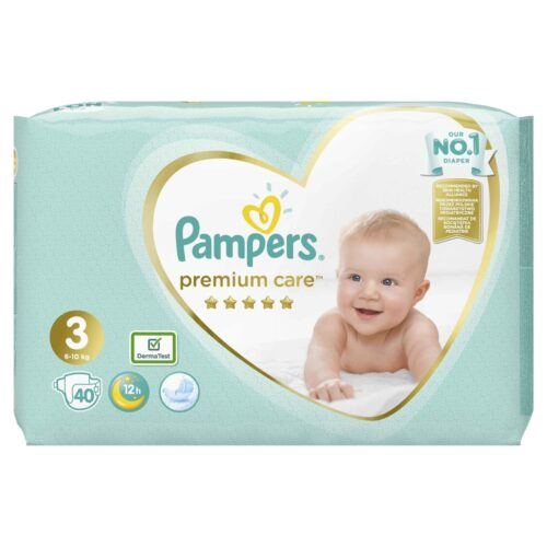 Pampers Premium 6-10 kg Care Ν3