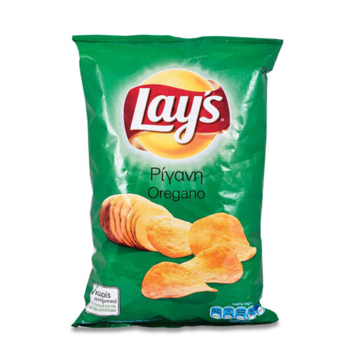 Lays chips πατατάκια