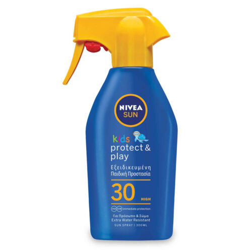 Nivea Sun Trigger Kids Spf30 Spray