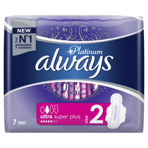 Always Platinum Ultra Long