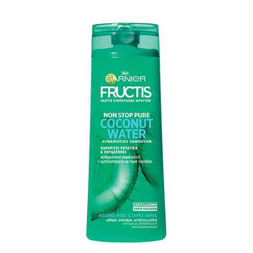 Shampoo Fructis Fat Roots / Dry Extreme Coconut