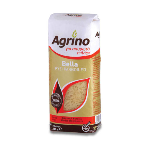 Agrino Rice Without Gluten Parboiled Bella